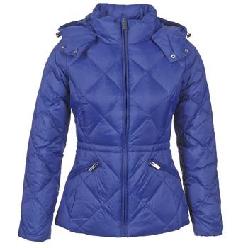 Ruhák Női Steppelt kabátok Benetton FOULI Kék