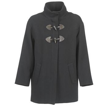 Ruhák Női Kabátok Benetton DILO Fekete