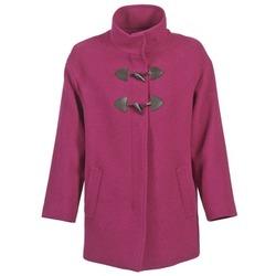 Ruhák Női Kabátok Benetton DILO Rózsaszín