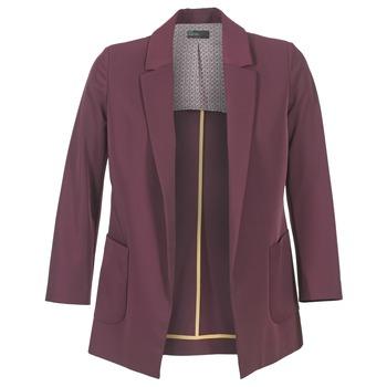Ruhák Női Kabátok / Blézerek Benetton GULO Szilva