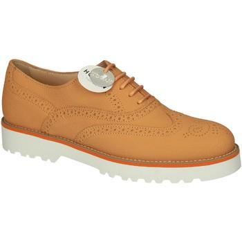 Cipők Női Oxford cipők Hogan HXW2590R3207UTG618 Arancione chiaro