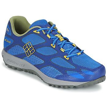Cipők Férfi Futócipők Columbia CONSPIRACY IV OUTDRY Kék