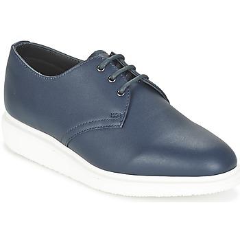 Cipők Oxford cipők Dr Martens TORRIANO Tengerész