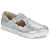 Cipők Lány Balerina cipők  Birkenstock ABILENE Ezüst