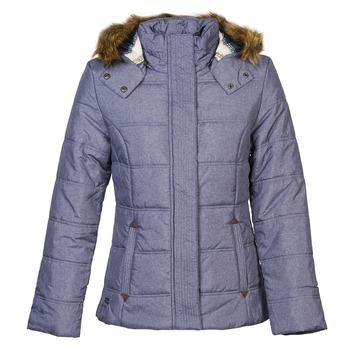 Ruhák Női Steppelt kabátok Oxbow SHERGOL Kék