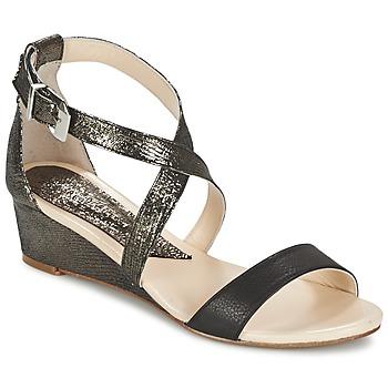 Shoes Női Szandálok / Saruk Anaki GEKOI Fekete