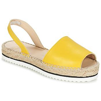 Shoes Női Szandálok / Saruk Anaki TEQUILAI Piton / Ezüst
