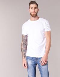 Ruhák Férfi Rövid ujjú pólók BOTD ESTOILA Fehér