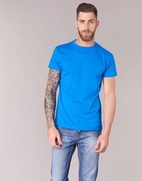 Ruhák Férfi Rövid ujjú pólók BOTD ESTOILA Kék