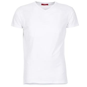 Ruhák Férfi Rövid ujjú pólók BOTD ECALORA Fehér