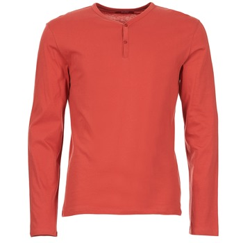 Ruhák Férfi Hosszú ujjú pólók BOTD ETUNAMA Piros