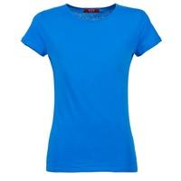 Ruhák Női Rövid ujjú pólók BOTD EQUATILA Kék