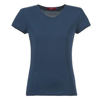 Ruhák Női Rövid ujjú pólók BOTD EFLOMU Tengerész