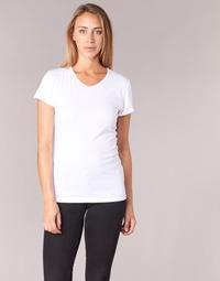 Ruhák Női Rövid ujjú pólók BOTD EFLOMU Fehér