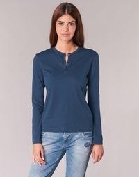 Ruhák Női Hosszú ujjú pólók BOTD EBISCOL Tengerész