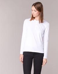 Ruhák Női Hosszú ujjú pólók BOTD EBISCOL Fehér