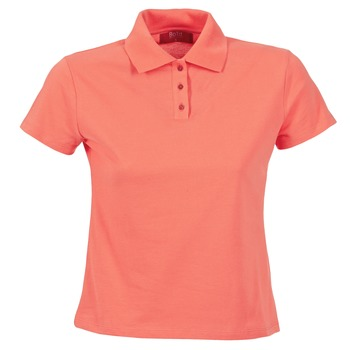 Ruhák Női Rövid ujjú galléros pólók BOTD ECLOVERA Narancssárga