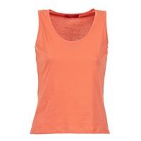 Ruhák Női Trikók / Ujjatlan pólók BOTD EDEBALA Narancssárga