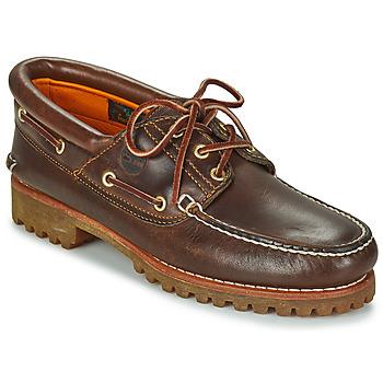 Cipők Férfi Vitorlás cipők Timberland 3 EYE CLASSIC LUG Barna