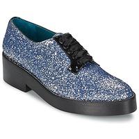Cipők Női Oxford cipők Sonia Rykiel 676318 Kék / Ezüst