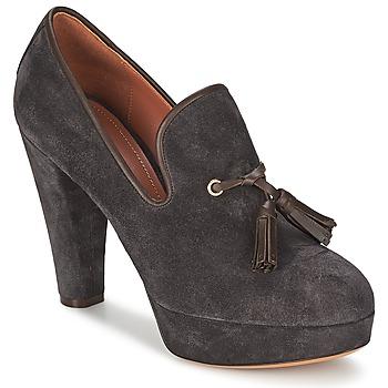 Cipők Női Félcipők Sonia Rykiel 677731 Szürke