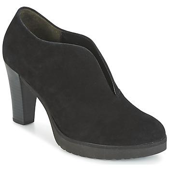 Cipők Női Bokacsizmák Gabor VONDER Fekete