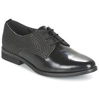 Cipők Női Oxford cipők Maruti PAX Fekete