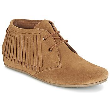Cipők Női Csizmák Maruti MIMOSA Teve