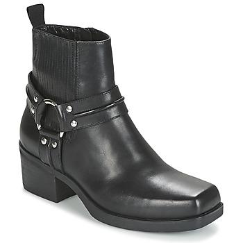 Cipők Női Bokacsizmák Vagabond ARIANA Fekete