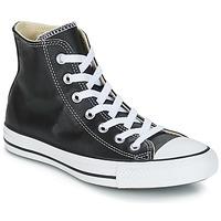 Cipők Magas szárú edzőcipők Converse Chuck Taylor All Star CORE LEATHER HI Fekete