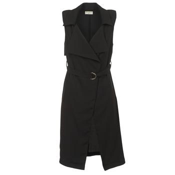 Ruhák Női Rövid ruhák Betty London EMITOLDI Fekete