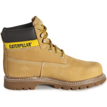 Cipők Férfi Csizmák Caterpillar Colorado Jaune