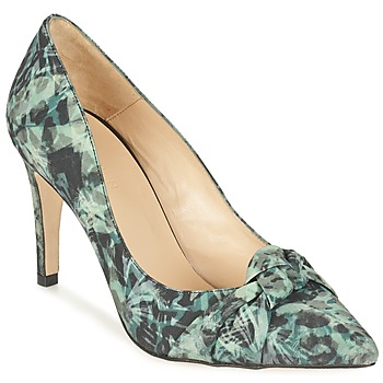 Cipők Női Félcipők Ikks ESCARPIN NŒUD Szürke