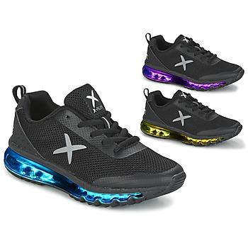 Cipők Rövid szárú edzőcipők Wize & Ope X-RUN Fekete