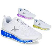 Cipők Rövid szárú edzőcipők Wize & Ope X-RUN Fehér