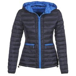 Ruhák Női Steppelt kabátok U.S Polo Assn. CHERYL Tengerész
