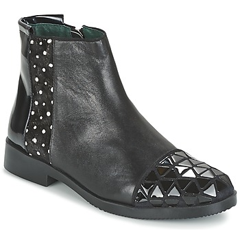 Cipők Női Csizmák Café Noir BARTHY Fekete