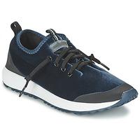 Cipők Női Rövid szárú edzőcipők Coolway TAHALIFIT Kék