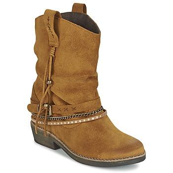 Cipők Női Csizmák Coolway BIRK Barna