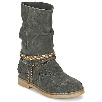 Cipők Női Városi csizmák Coolway BIARA Szürke