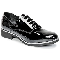 Cipők Női Oxford cipők Myma PIKA Fekete