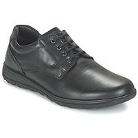 Cipők Férfi Oxford cipők Salamander NANDO Fekete