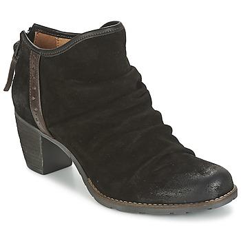 Cipők Női Bokacsizmák Dkode CARTER Fekete