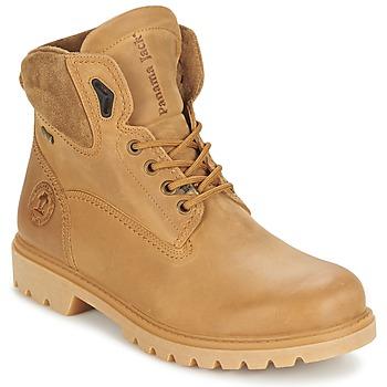 Shoes Férfi Csizmák Panama Jack AMUR GTX Méz