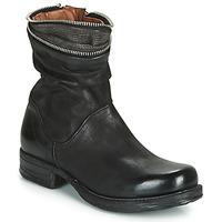 Cipők Női Csizmák Airstep / A.S.98 SAINT LA Fekete