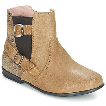 Shoes Lány Csizmák Aster DESIA Bézs