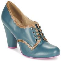 Cipők Női Bokacsizmák Cristofoli POSS CHAV Kék / Benzin