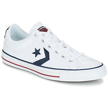 Cipők Rövid szárú edzőcipők Converse STAR PLAYER  OX Fehér