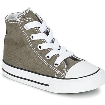 Cipők Gyerek Magas szárú edzőcipők Converse CHUCK TAYLOR ALL STAR CORE HI Antracit