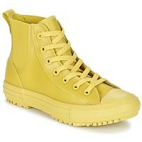 Cipők Női Magas szárú edzőcipők Converse CHUCK TAYLOR ALL STAR CHELSEA CAOUTCHOUC HI Citromsárga / Citromsárga